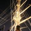 "Парусник ""Паллада"" в Шанхае. Июль 2008"