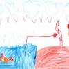 Бегимай Кутуева, 5 лет (Пекин)