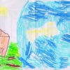 Сю Катя, 3.5 года (Харбин)