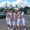 Команда КССК на экскурсии в Сергиевом-Посаде. Июль 2008
