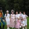 Команда КССК на закрытии Спортивного юношеского фестиваля. Царицыно. Июль 2008