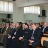 Участники конференция соотечественников, проживающих в странах АТР в русской школе в Улан-Баторе. Сентябрь 2008