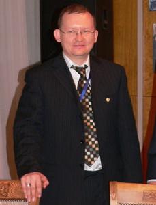 Михаил Дроздов Председатель КССК