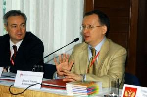 Дроздов Михаил Владиславович, Председатель КССК, Председатель «Русского Клуба в Шанхае»