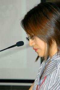 Юй Хуа (Мария), директор центра развития русского языка «Благодать» (Шанхай)