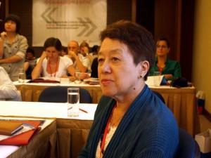 Ли Инань, профессор Института русского языка Пекинского университета иностранных языков