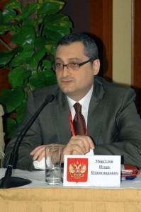 Моргулов Игорь Владимирович, советник-посланник Посольства РФ в КНР