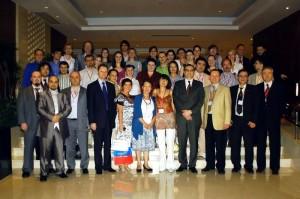 Участники 3-ей конференции соотечественников, проживающих в Китае