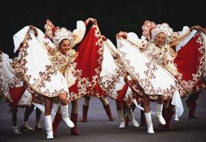 VII Международный фестиваль хореографического искусства стран Тихоокеанского бассейна «Ритмы планеты»