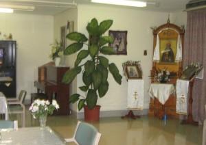 Столовая Дома для престарелых при РБО