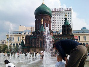 Раша-таун в Поднебесной (Московский комсомолец, 1.10.2009)