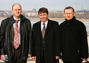 А. В. Лобанов (Казахстан), С. П. Цеков (Крым, Украина), М. В. Дроздов (Китай)