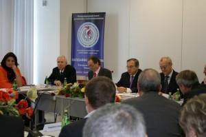 Заседание Правления МСРС