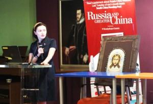 Презентация Анастасии Финогеновой (Гуанчжоу)